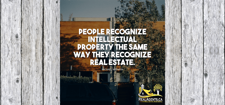 People Recognize Intellectual Property The Same Way They Recognize Real Estate