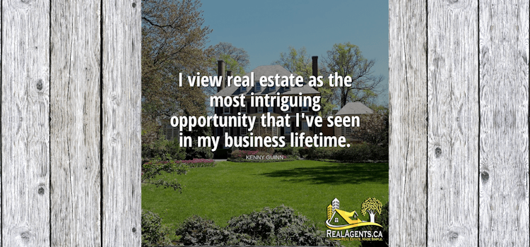 I View Real Estate As Most Intriguing Opportunity That Ive Seen In My Business Lifetime