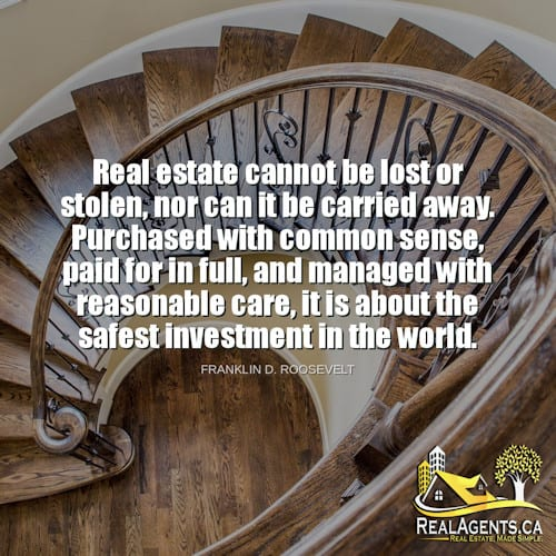 The Safest Investment There Is. Don't Argue With Roosevelt!