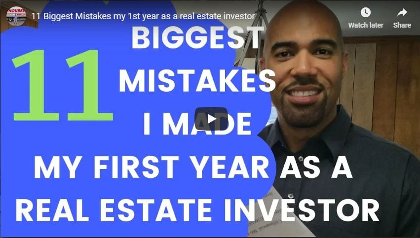 11 Biggest Real Estate Investment Mistakes By Kris Haskins